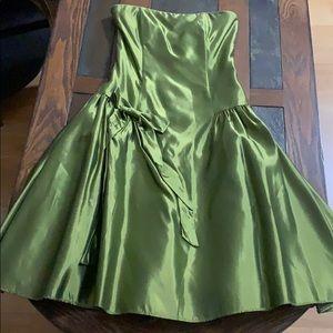 Jessica McClintock Shimmer Prom/Cocktail dress